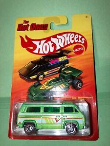 Hot Wheels The Hot Ones CHASE Sunagon RARE Van
