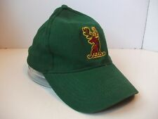 Alexander Keith's Beer Hat Green Nova Scotia One Size Stretch Fit Baseball Cap