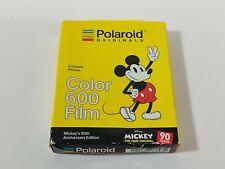 【SEALED】Polaroid ORIGINALS Color 600 Film Mickey's 90th Anniversary Edition #731