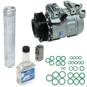 New A/C Compressor FULL KIT KT 4825 -  Fits NISSAN Altima 2.5L 2007-2012  orings