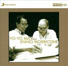 Yo-Yo Ma Plays Ennio Morricone [K2HD] (CD, Mar-2012, Sony Classical)