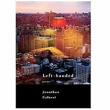 Left-handed: Poems (Borzoi Books) by Galassi, Jonathan