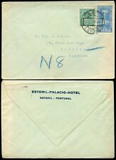PORTUGAL 1937 ESTORIL PALACE HOTEL ENVELOPE