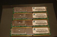 CORSAIR 4GB (4X1GB) CM72FB1024-667/EL PC2-5300F-555-11-B0-N0