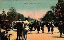 CPA PARIS 16e-Avenue Foch (325624)