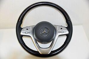 Original Mercedes-Benz Maybach Steering Wood Burr Walnut S-CLASS X222 W222 V222