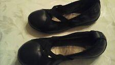 Toddler Naturino ballet navy shoe