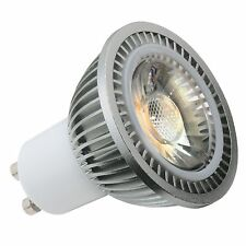 230V 4W GU10 COB HIGH OUTPUT LED 2700K COOL WHITE (DIMMABLE)