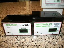MRT Accutrack 2 Model Railroad Speedometer Newest Version ! Bob The Train Guy