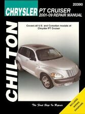 Chilton Repair Manual Chrysler PT Cruiser, 2001-09 #20390