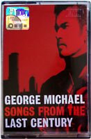 GEORGE MICHAEL Song From The Last Century 1999 MALAYSIA CASSETTE RARE NEW SEALED