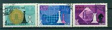 Russie - USSR 1963 - Michel n. 2763/65 A - 25es championnats d'échecs