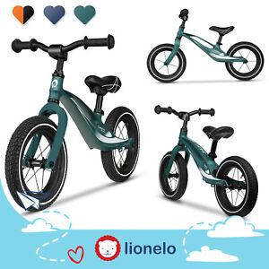 Laufrad Lionelo Bart AIR kinder spielzeug ab 2 jahr Kinderlaufrad Kinder Fahrrad