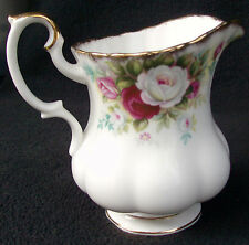 "Royal Albert Celebration Creamer 3 7/8"" - 8 oz."