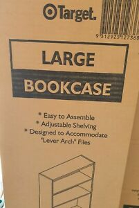 Large - Bookshelves x 4 - Height 1789 mm x Width 703mm x Depth 234mm  DIY