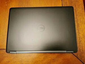 """Laptop Dell Latitude E5450, Core i5-5300u, 8GB RAM, 240GB SSD, 14"""" Win 10 (B)"""