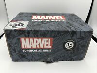 Brand New 2019 Loot Crate Marvel Super Collectibles Open Box New Items