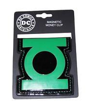 Green Lantern Money Clip Wallet Comics Magnetic  NWT