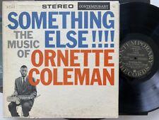 Ornette Coleman - Something Else! (Contemporary S7551) 1959 Stereo