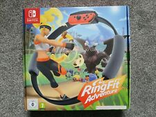 Ring Fit Adventure - Nintendo Switch (Complete Game, Ring, Strap) - Brand New