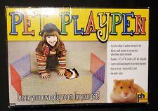 Ph Prevue Hendryx Small critter Pet Playpen Hamster,Gerbil,Mouse,Rat, Ferret New