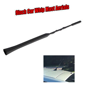 """9"""" Whip Antenna Car Roof Aerial Booster For Holden Commodore Sportwagon VE S SV6"""