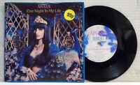 "Akasa - One night in my life  7"" vinyl 45 RPM single record YZ 405"