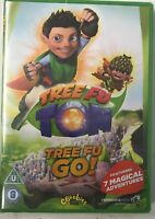 TREE FU TOM - TREE FU GO [DVD] New Sealed Free UKP&P