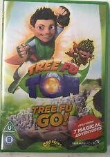 TREE FU TOM - TREE FU GO [DVD] New Sealed Free UKP&P