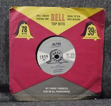 """CAB CALLOWAY JILTED / Such a Night BELL 7"""" 78 RPM MICROGROOVE SINGLE--EX"""