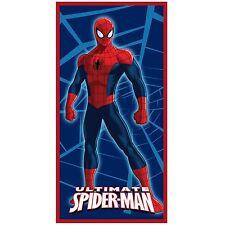 Children's Spider-Man Bath Towels