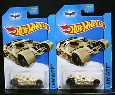 2 NEW HOT WHEELS HW CITY THE TUMBLER CAMOUFLAGE VERSION CAMO