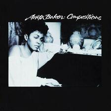 ANITA BAKER - CD - COMPOSITIONES - TOP ZUSTAND - 1990 - SOUL