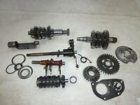 Getriebe Komplett Aprilia RS 125 Rossi ROTAX 123