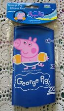 BNWT....**George Pig Silicone Swimming Cap**.....