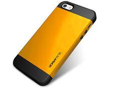"""Funda compatible iPhone 6 de 4,7"""" carcasa SLIM ARMOR de color AMARILLA"""