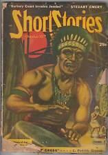 Short Stories A Man's Magazine Pulp-No.1002 Oct 10th & No.1007 Dec 25th 1947