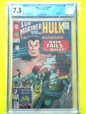 Tales to Astonish #74 - CGC 7.5 - Watcher Appearance / 'Death' of Leader