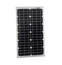 Panneau solaire photovoltaïque 30W 12V Monocristallin (30 watts)