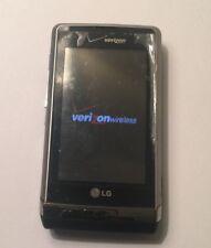 LG VX9700 - Black Silver (Verizon)  Phone