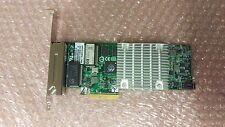 HP NC375T Quad Port 1Gb Ethernet Network Adapter 538696-B21 539931-001 FH