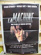 A3795 La máquina (La machine) Gérard Depardieu,  Nathalie Baye,  Didier Bourdon,