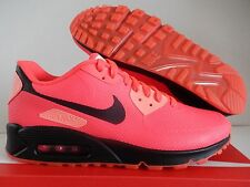 NIKE AIR MAX 90 HYP HYPERFUSE ID INFRARED-BLACK SZ 9.5 [653533-984]