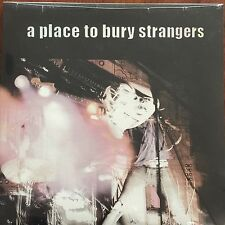 A PLACE TO BURY STRANGERS - S/T IMPORTANT RECORDS SEALED VINYL LP
