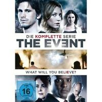 THE EVENT - 6 DVD NEUWARE JASON RITTER,SARAH ROEMER,LAURA INNES, JEFFREY REINER