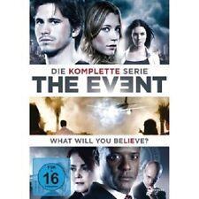 THE EVENT - 6 DVD NEUWARE JASON RITTER,SARAH ROEMER,LAURA INNES, JEFFREY REINER