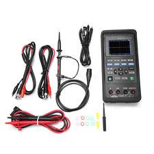 Hantek 2D72 Handheld Oscilloscope 70MHz 250MSa/s Signal Generator Multimeter DMM