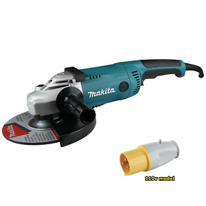 Makita GA9020 110v 230mm 9inch angle grinder 3 year warranty available