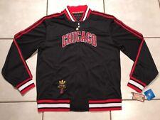 Rare NWT ADIDAS Chicago Bulls NBA Derrick Rose Legendary Track Jacket Men's 2XL