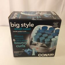 Conair Compact 20 Multi Sized Rollers Blue